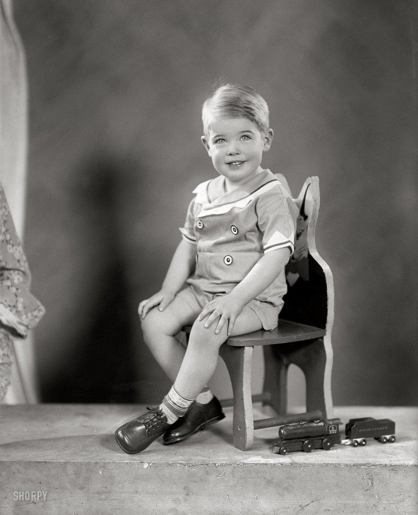 The Bunny Chair: 1935