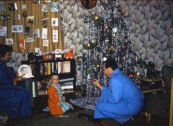 Merry Christmas: 1956