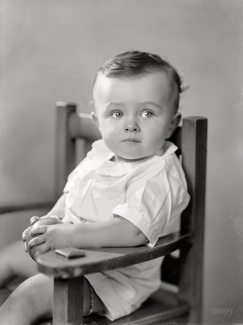 Vince Jr.: 1933