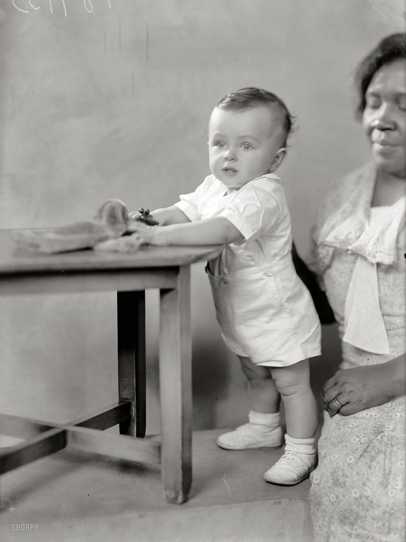 Daddy's Boy: 1933