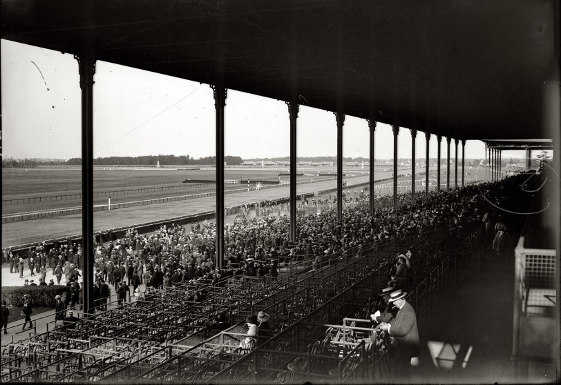 Belmont Park: 1913
