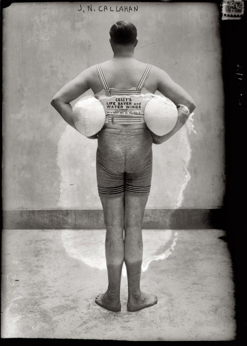 A Real Life Saver: 1913