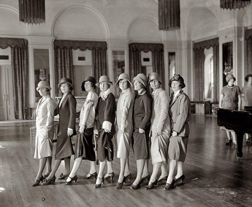 D.C. Debs: 1925