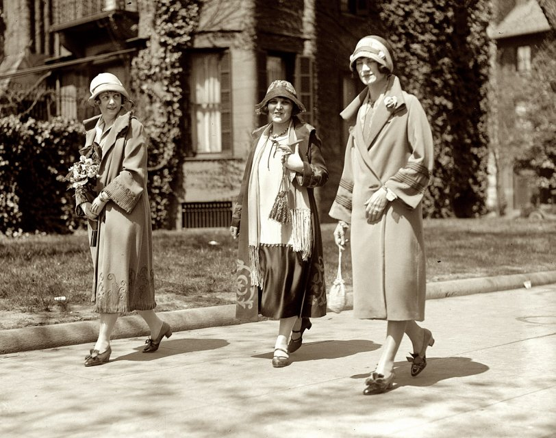 Easter Parade: 1925
