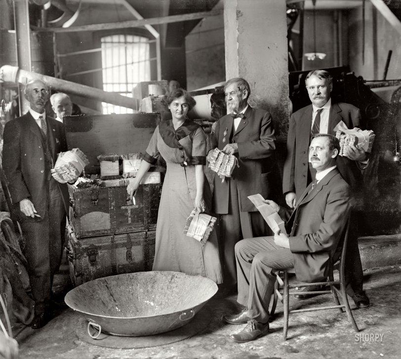 The Money Killers: 1912