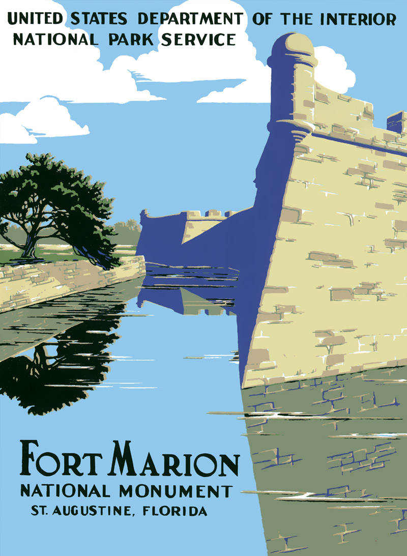 Fort Marion: 1938