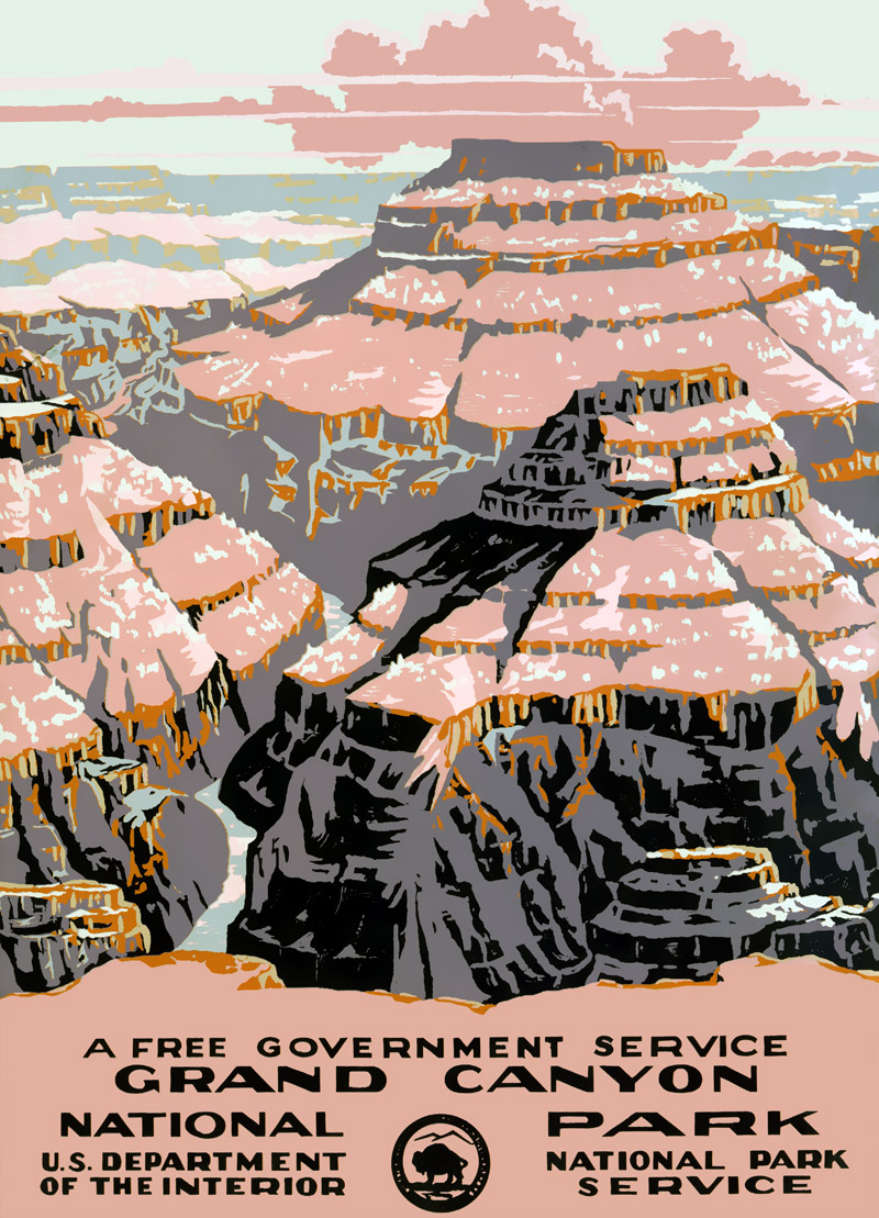 Grand Canyon: 1938