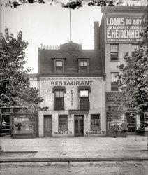 Hancock's: 1914