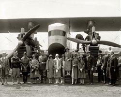 Sikorsky Christening: 1925