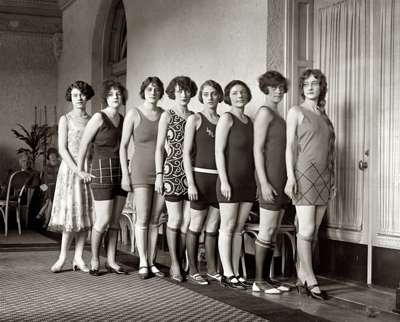 Hollywood Hopefuls II: 1925