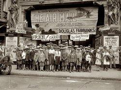Saturday Matinee: 1925