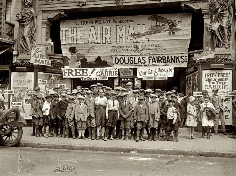 Kiddie Show: 1925