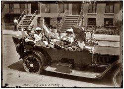Harriot Stanton Blatch: 1913