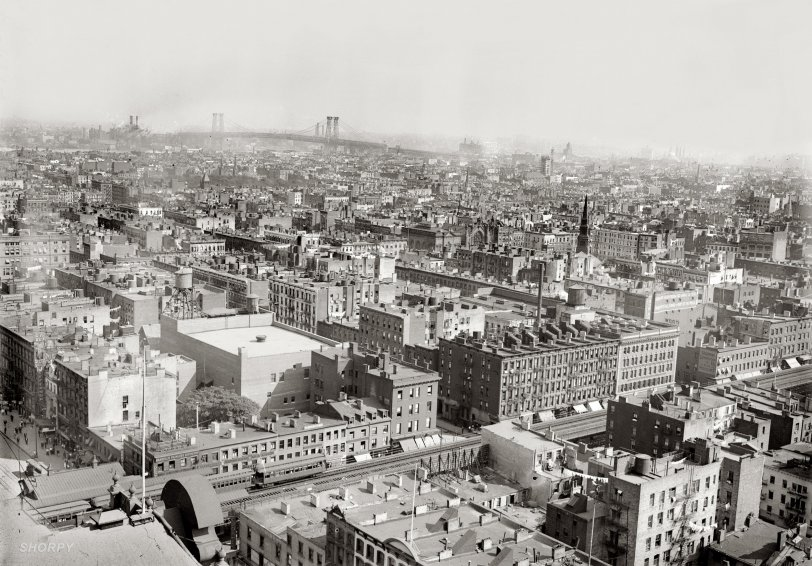 Old New York: 1913