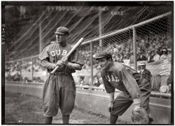 Al and Jimmy: 1913