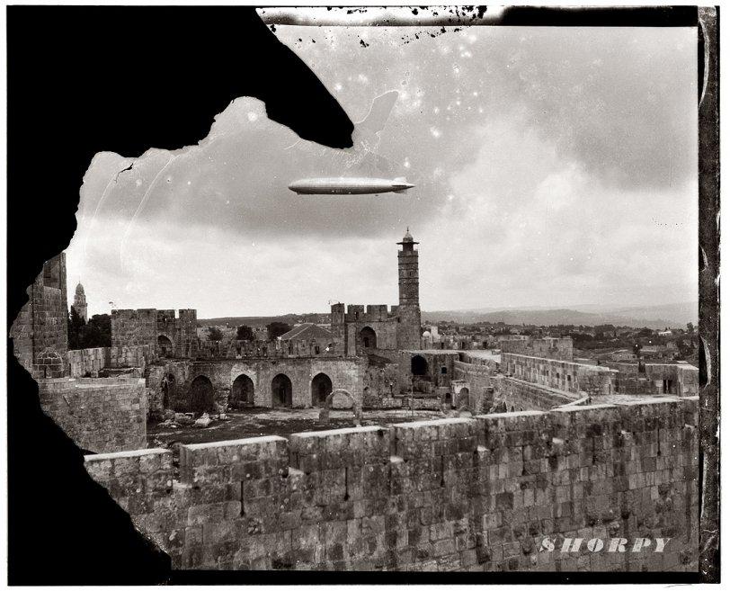 Jerusalem: 1931