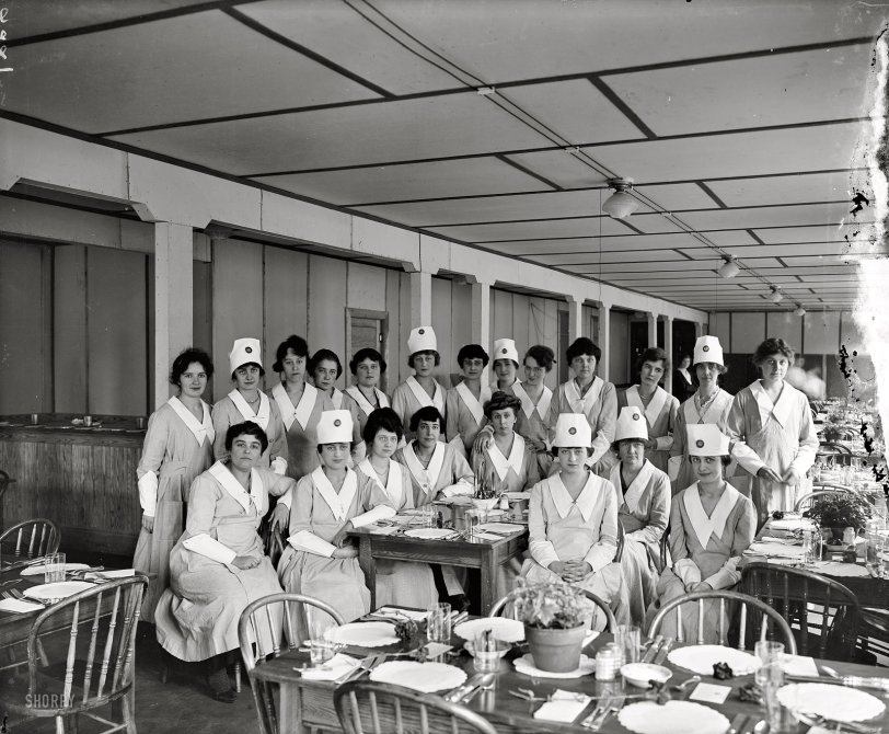 Let's Do Lunch: 1918