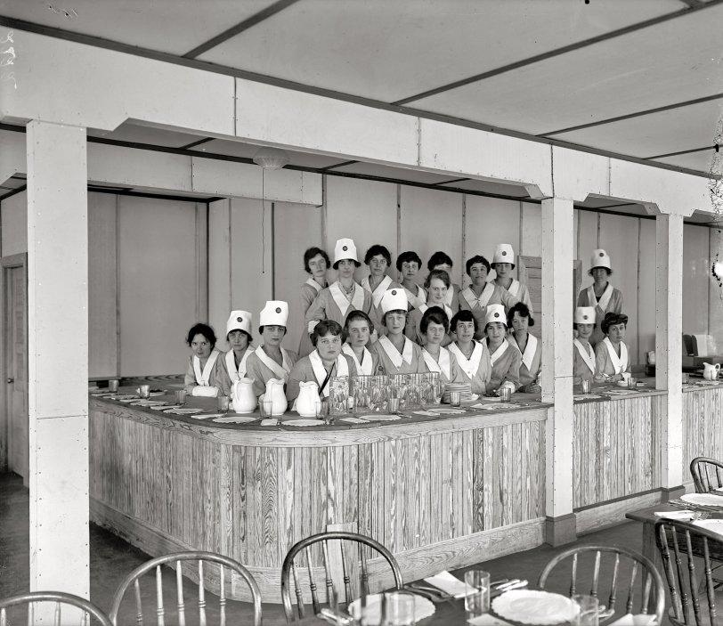 Canteen: 1918