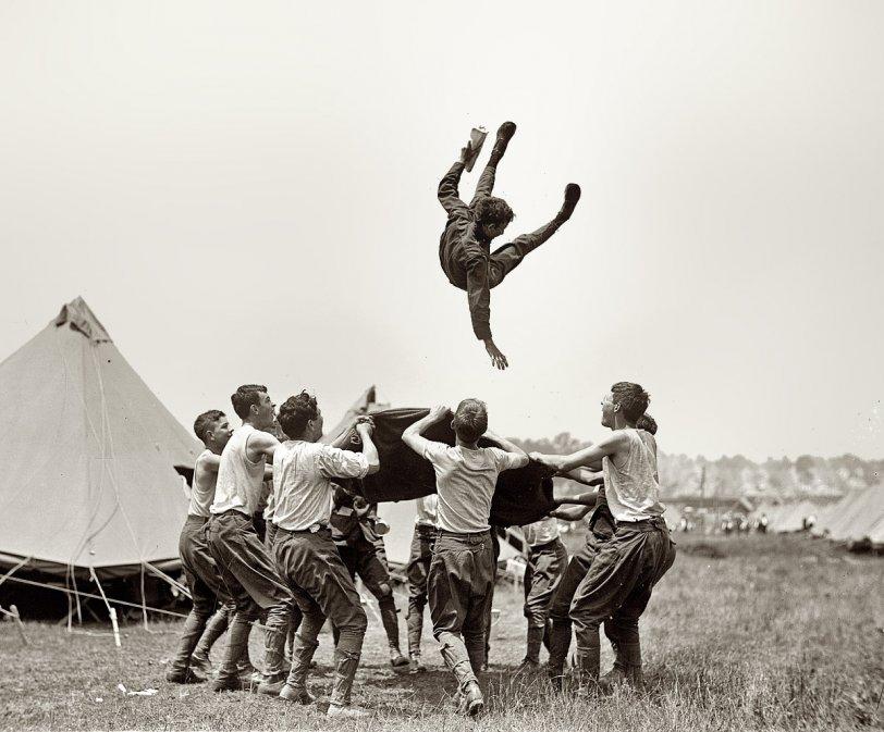 Eagle Scout: 1913