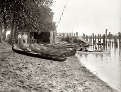 Canoe Rental: 1925