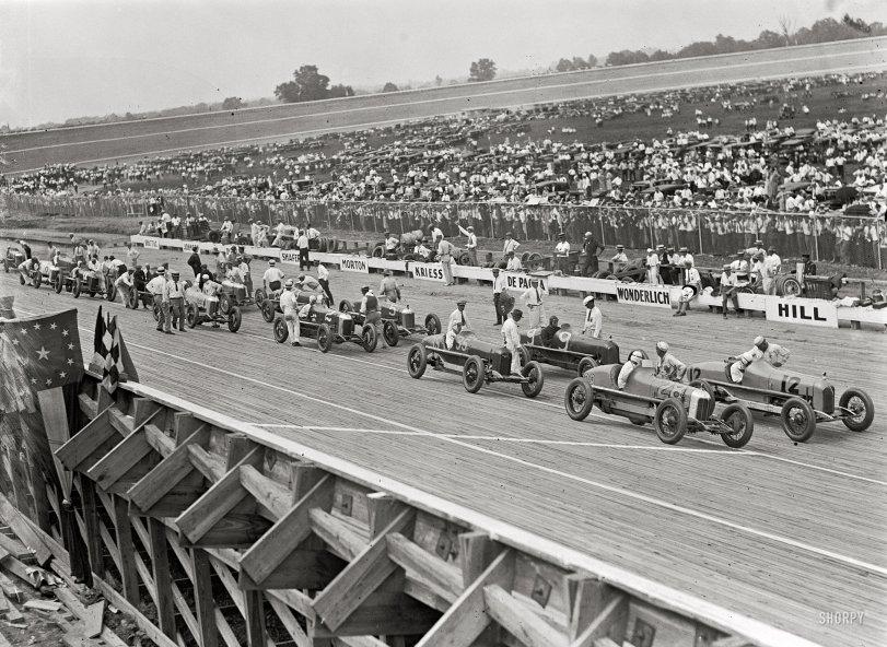 Laurel Speedway: 1925