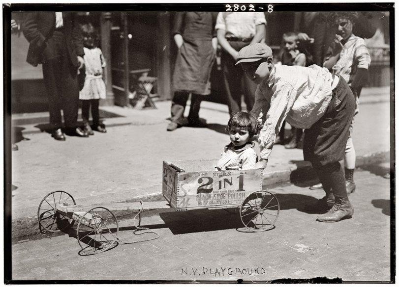 Merrily We Roll Along: 1913