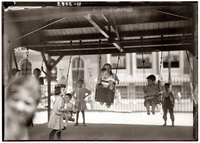 The Children's Hour: 1910