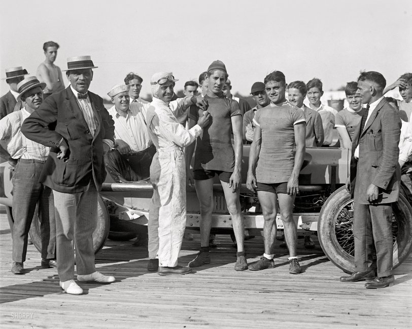Fast Living: 1925