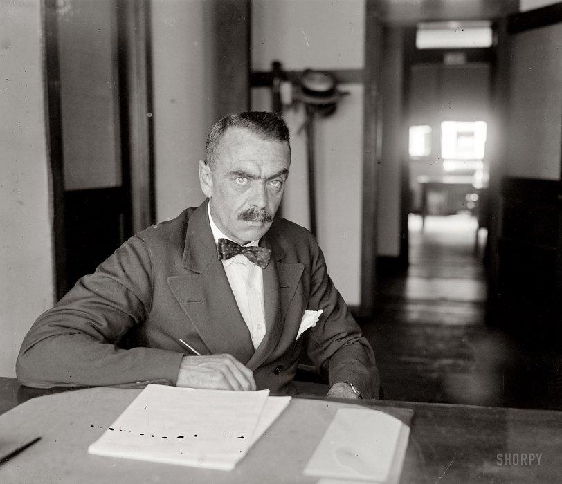 Dr. Buzzkill: 1925