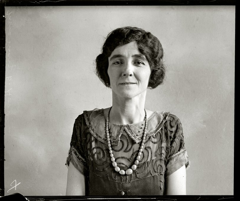 Mary Hoover: 1925