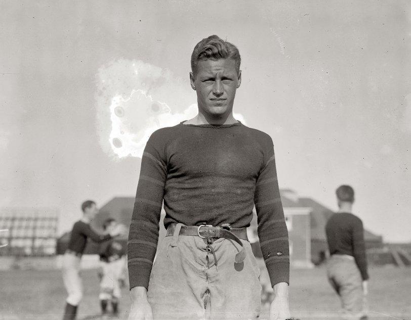 Hobey Baker: 1913