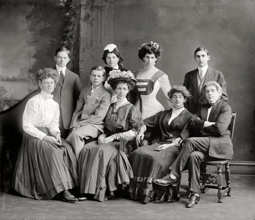 Drama Club: 1910