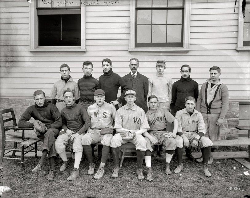 Team Players: 1906