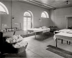 White House Laundry: 1909