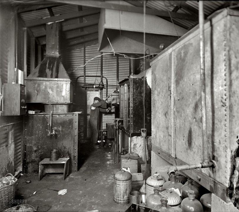 Ex Machina: 1918