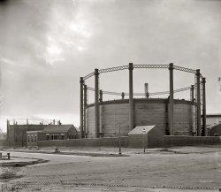 City Gas: 1917