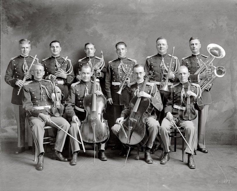 Marine Band: 1910