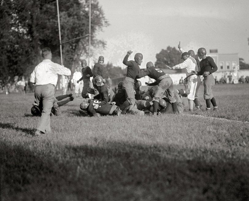 Pileup: 1925