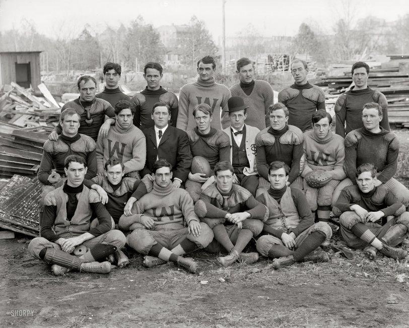 GWU: 1905