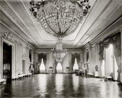 East Room: 1910