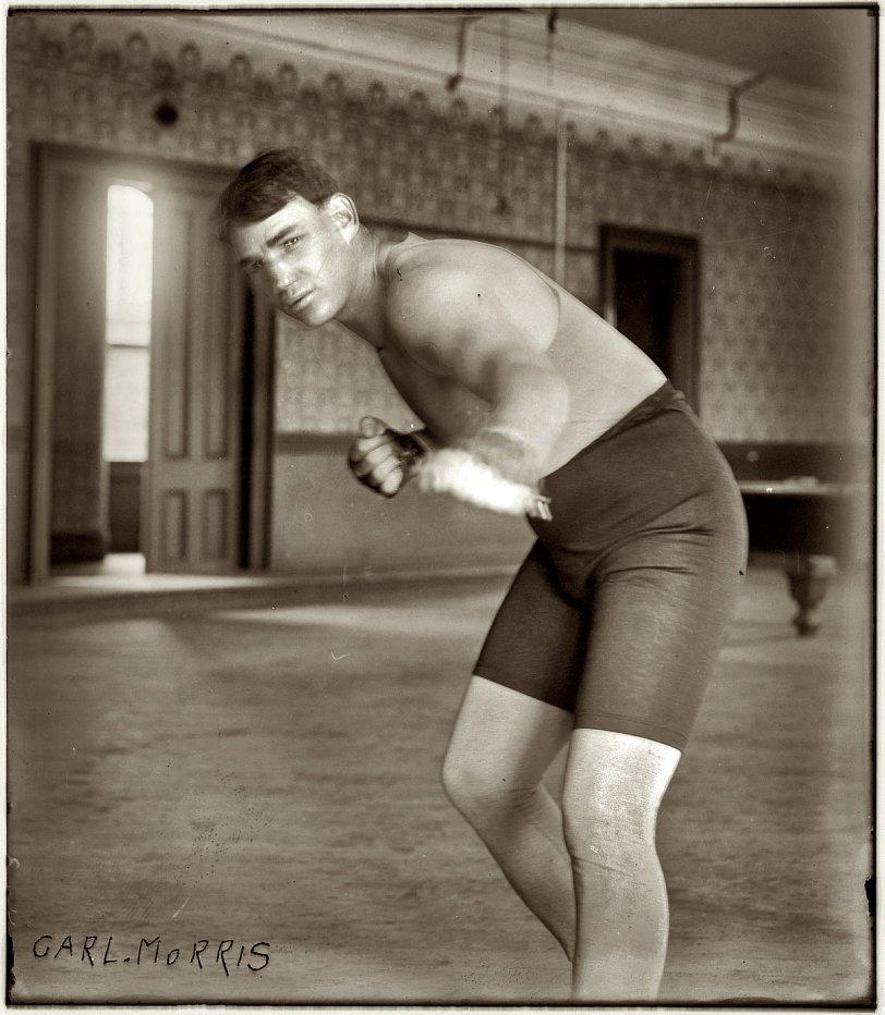Carl Morris: 1913