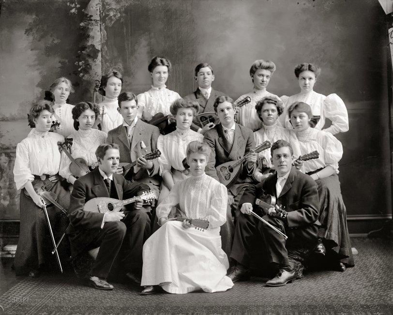 Music Club: 1905