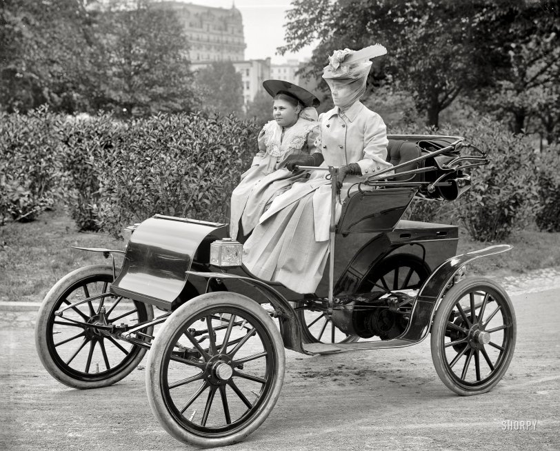 Popemobile: 1905