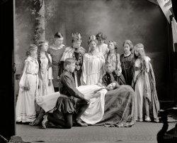 Sleeping Beauty: 1910