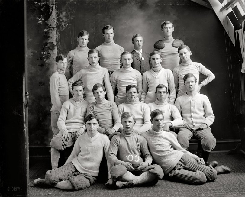 Eastern High: 1905