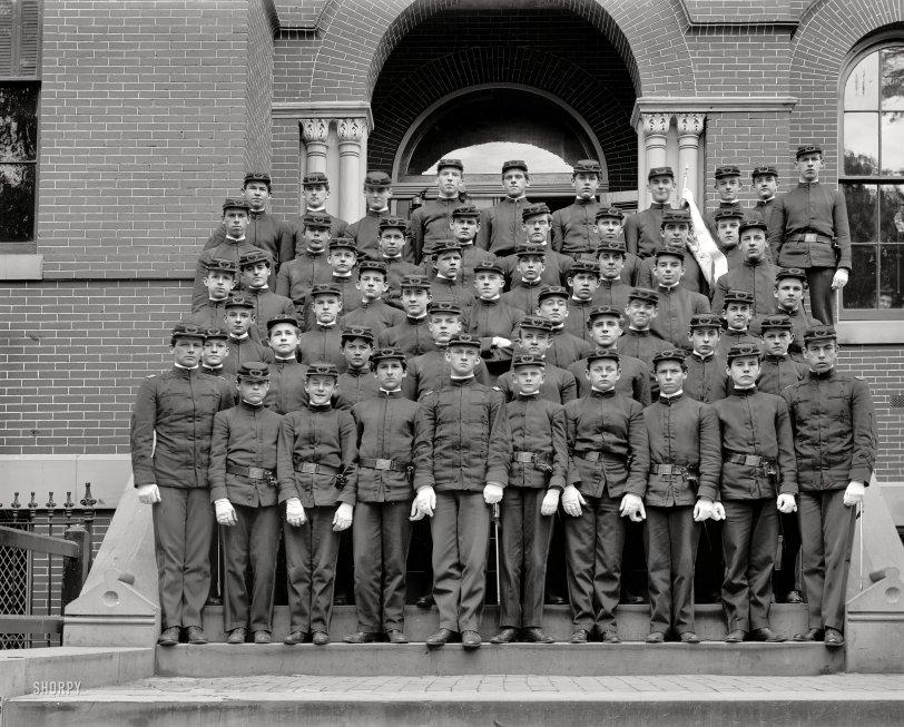 Company F: 1915