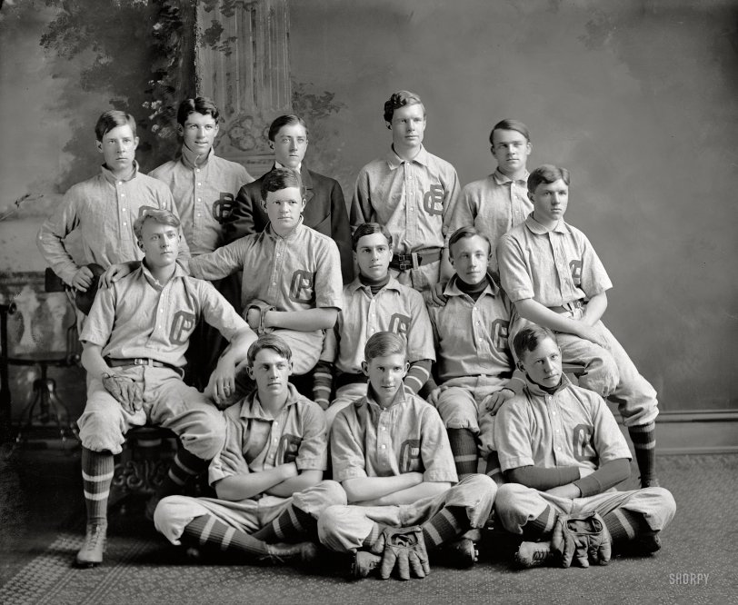 The Boys of Summer: 1905