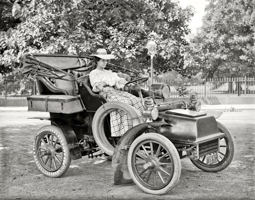 Pale Rider: 1908