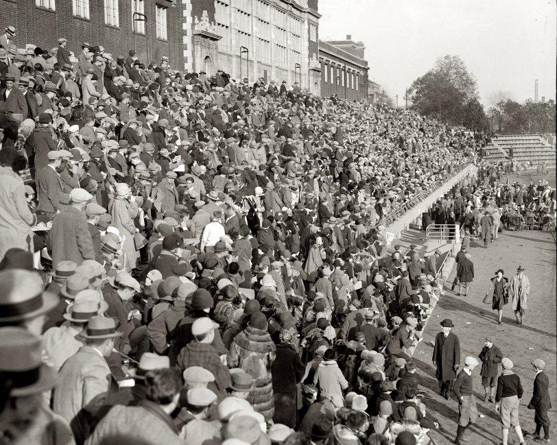 Team Spirit: 1925