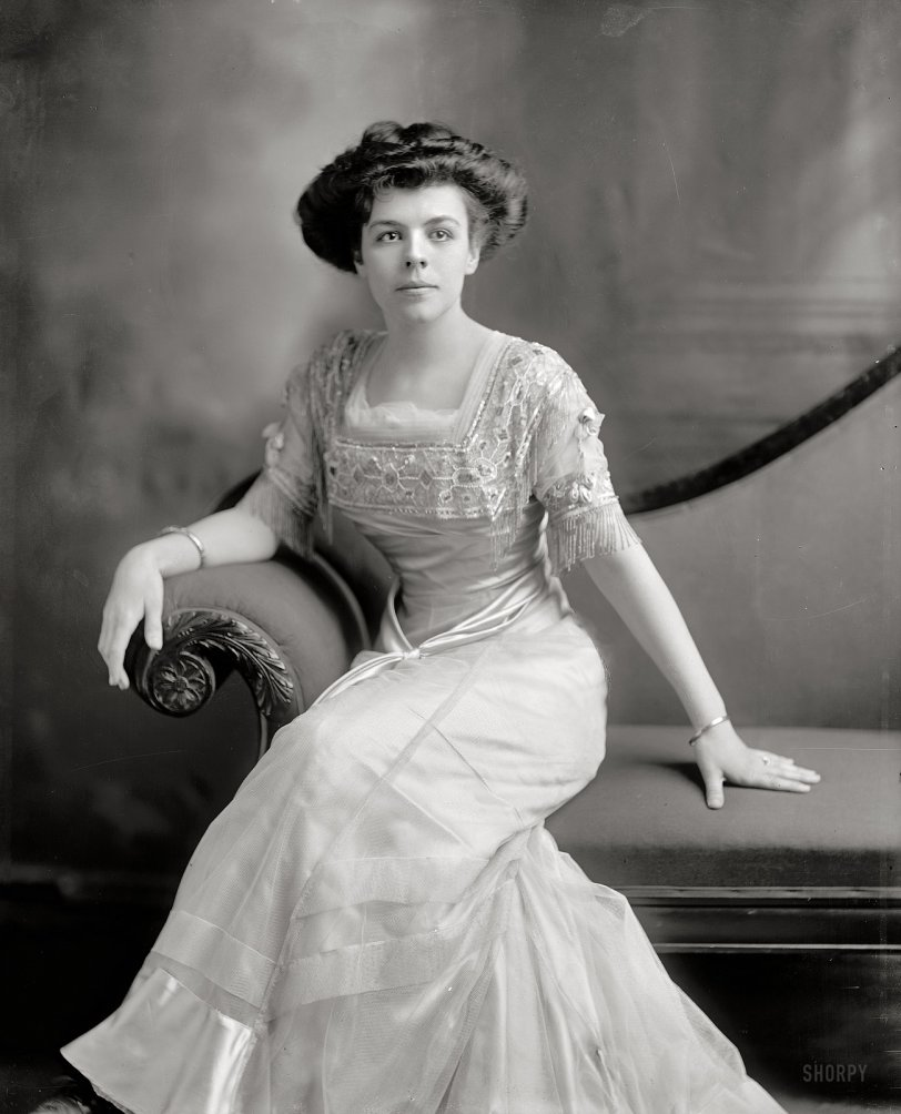 Miss Winship: 1909